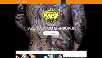 Jazz Tattoo Edinburgh
