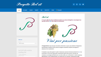 Progetto Bel sit - belsit.wine