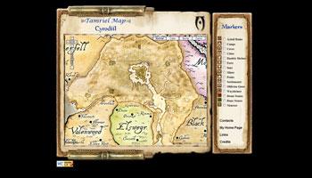 Oblivion Map - oblivionmap.net